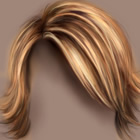 Make Hair in photoshop